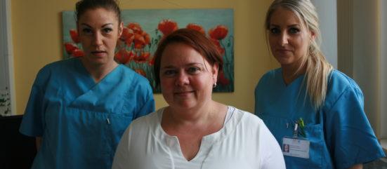 Praxisteam von Frauenärztin Dr. med. Anja Bischof - MVZ Rostock-Südstadt